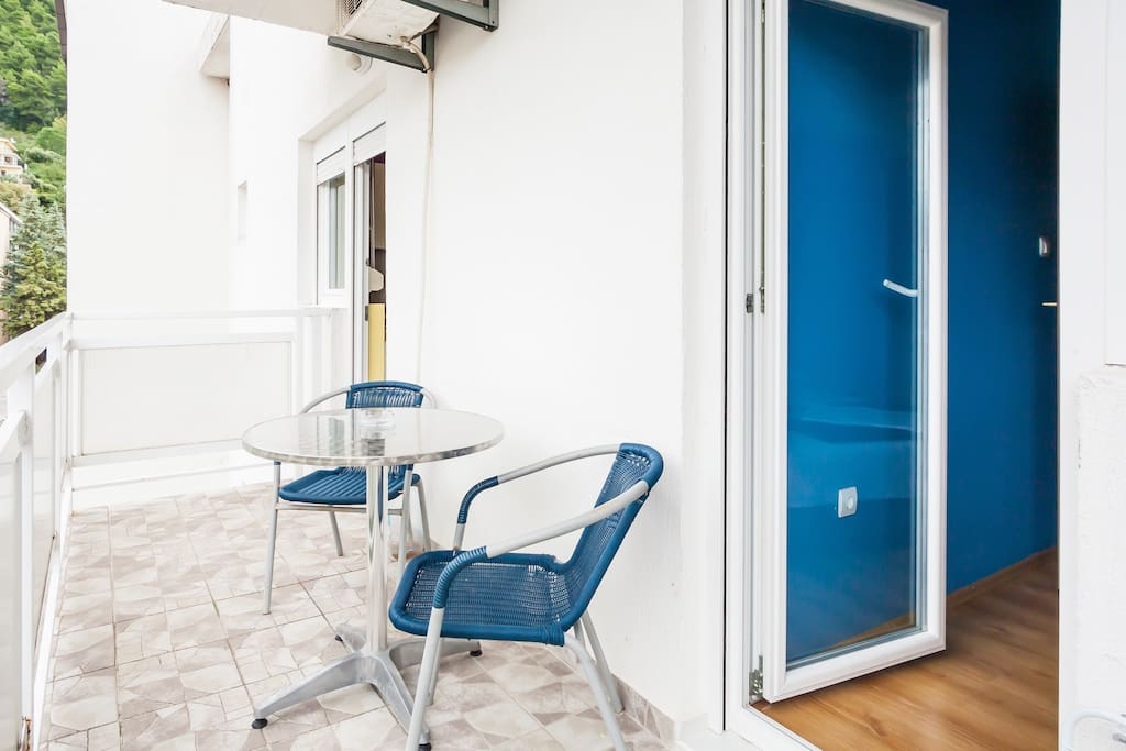Nice apartment in Budva