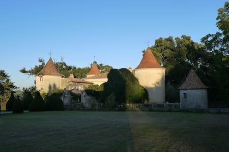 Rooms in a castel (Bordeaux area) - Castello