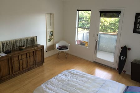 Room by the beach 5 min from abbot - Los Angeles - Apartment