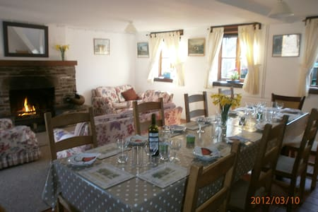 Cilwych Farm Cottages - Huis