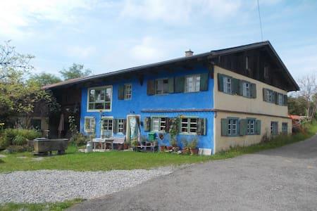 Gemütliche Wohnung in Allgäuer Hof - Altusried - Pis