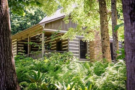 The Cabin at Magic Tree Sanctuary - Meadows of Dan - Mökki