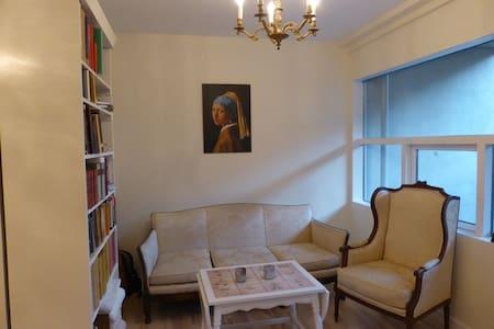 Classic g/floor apartment w/terrass - Pis