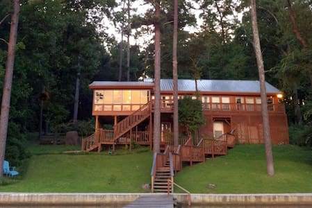 Bass Fishing & Family Fun, 3000/sf on Main Channel - Scottsboro - Talo