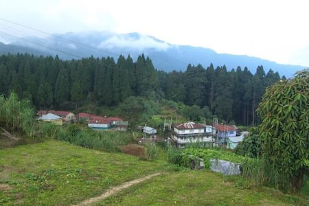 Live in the Hills/Diki's Homestay - Darjeeling - Ev