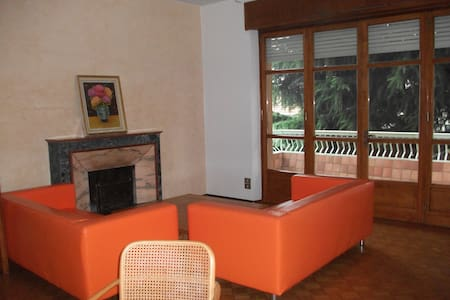 Appartement 1 dans Villa avec Jardin à Biella - Biella - Lejlighed