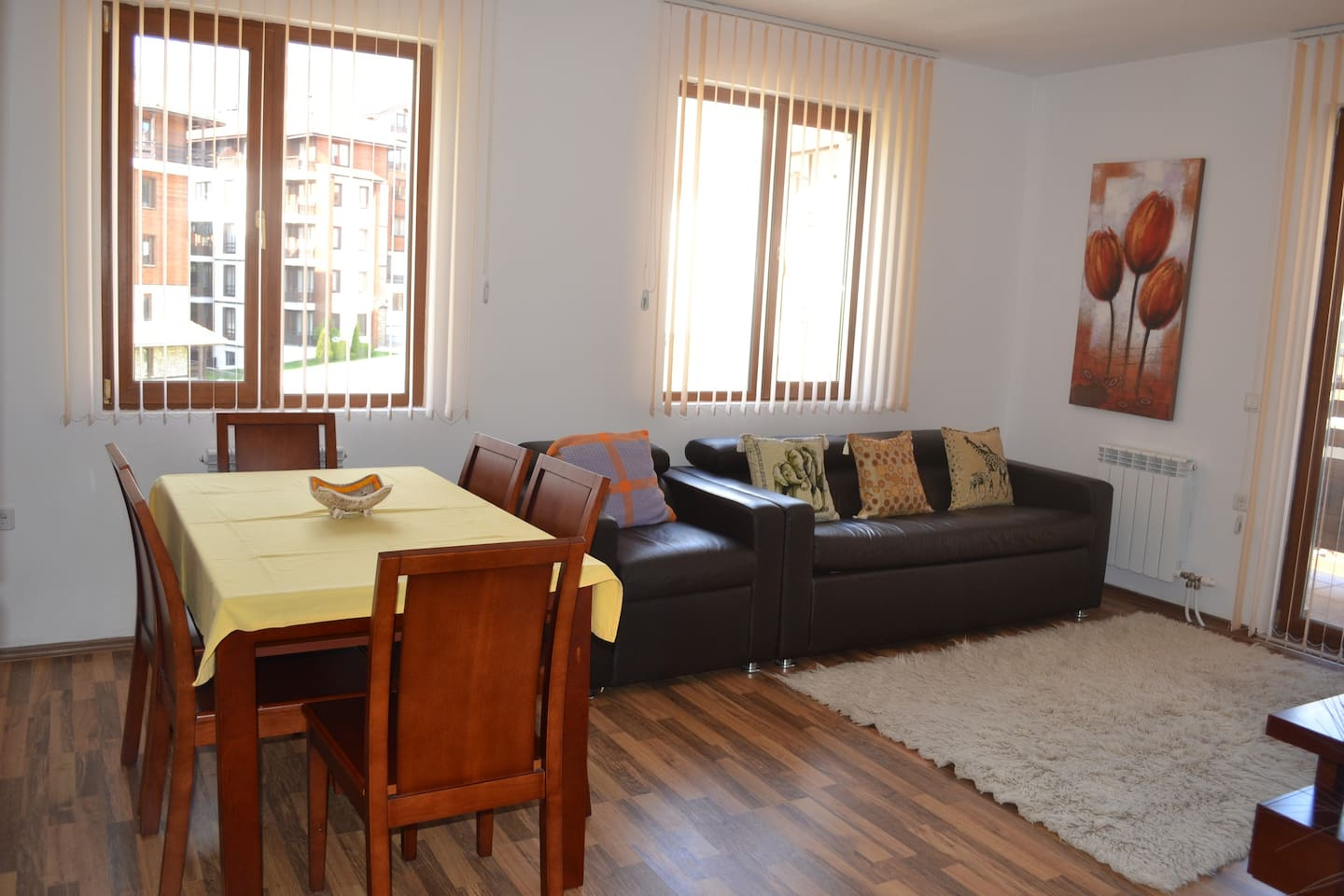 Cosy 2-bed apartment, Pirin Heights
