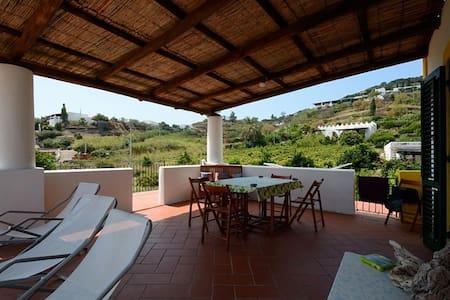 Villa Giulia Salina - Lingua - Villa