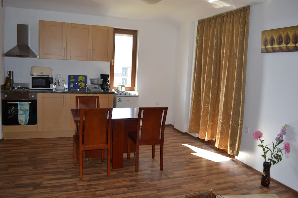 Stylish comfy Studio, Pirin Heights