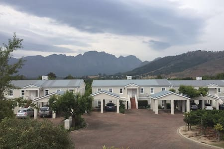 Shiraz Village - Franschhoek - Apartment