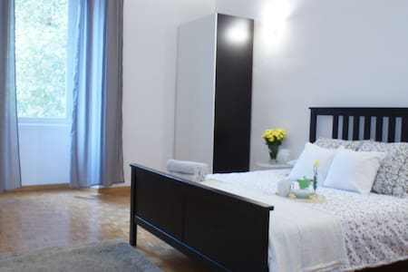 Spacious bedroom WiFi/ by Vatican