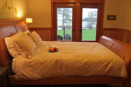 Waterfront Family Suite - Eastsound - Bed & Breakfast