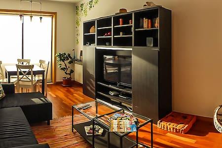 Apartment by the Beach, Porto, Metrolink & Airport - Matosinhos - Apartamento