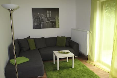 Moderne  neuwertige Wohnung  - Apartment