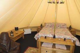 Picture of Doolin Glamping-Bell Tent