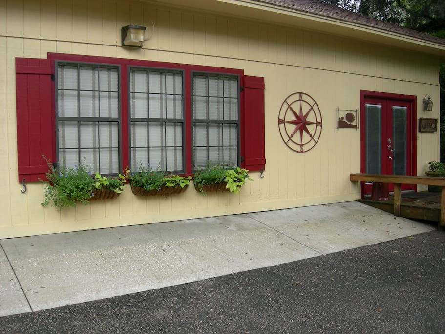 Front of Guest House
