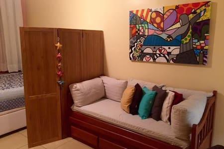 Apartamento aconchegante  Flamengo