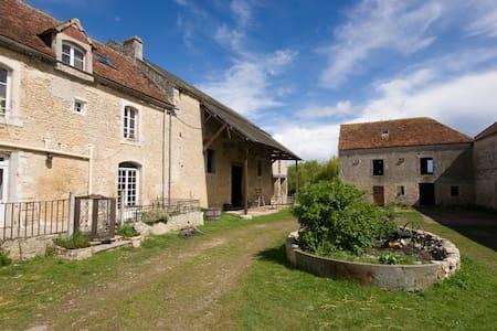 Normandy   -  La Vieille Ferme   - Bed & Breakfast