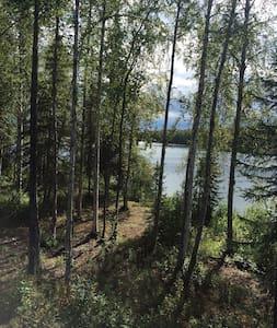 Keikoson Lakefront Retreat Willow - Cabaña
