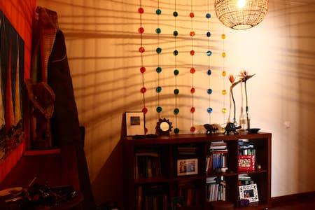 Double bedroom, 10km Lisbon centre. - Linda-a-Velha - Apartamento
