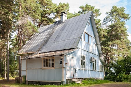 Cozy Archipelgo villa for 8+2 p.   - House