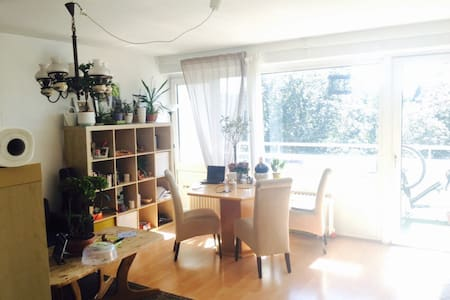 Nice&Simple Room in Cozy Appartment - Apartment