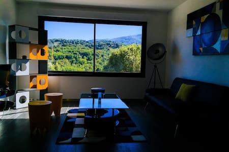Bel Appartement à 5 min de la mer - Penta-di-Casinca - Wohnung