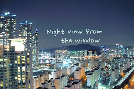 Great view,Yoni House in Haeundae - Appartement