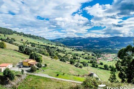 Cabaña de Fuenteaguas Cantabria - Kabin
