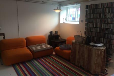 Cozy private room - 15 min. from city centre - Copenhaguen