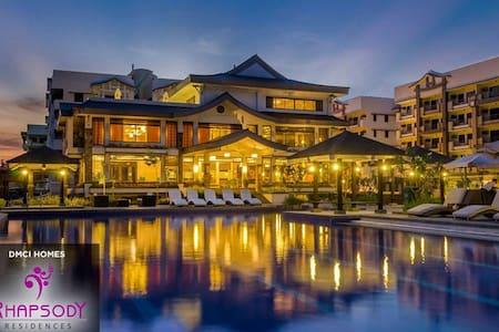 Rhapsody Residences Resort Condo IIl - Muntinlupa