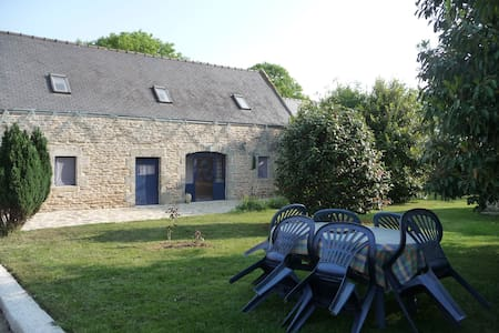 Gîte Breizh - Guiler-sur-Goyen - House