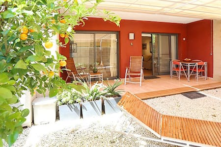 Sunny apartment with air conditioning - Apartamento