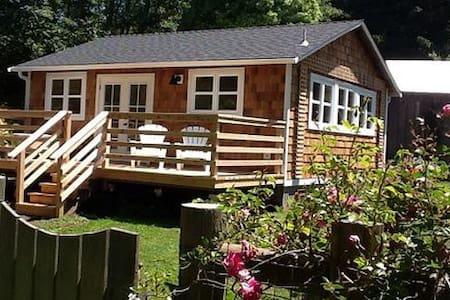 Seawoods Cottage is Brand New, Warm & Open on Farm - Ház