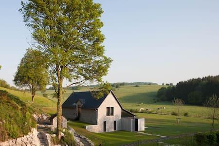 La Micheline, design in the fields - House