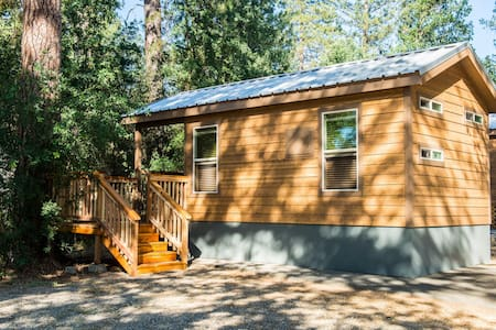 Brand New Yosemite Tiny House A - Ahwahnee - Kisház