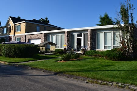Residence Gagnon Tout inclu 3 repas - Alma - Bed & Breakfast