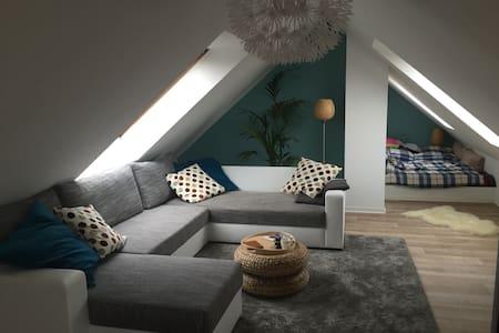 Deine eigenen 4 Wände in Erfurt - Apartamento