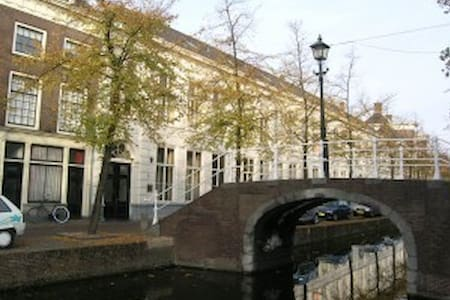 2-room apartment in historic Delft