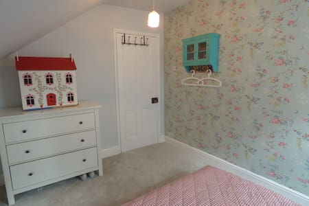 Comfy double room Nr Trent Bridge