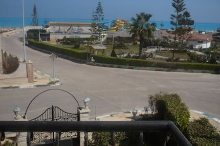 Challet For Rent-North Coast Egypt - Apartamento