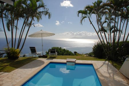 QUELLE VUE! - Punaauia - Bed & Breakfast