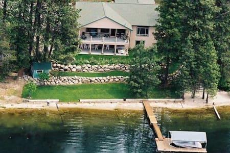 Hayden Lake House- Family Home - Hayden Lake - Huis