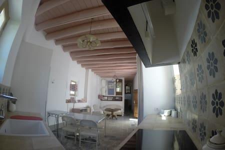 Apartamento con encanto en Carmona - Casa