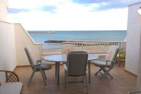 Deliziosa casetta sul mare - Sciacca - Hus