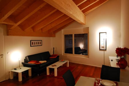 Modern one room studio with a view - Klosters-Serneus - Flat