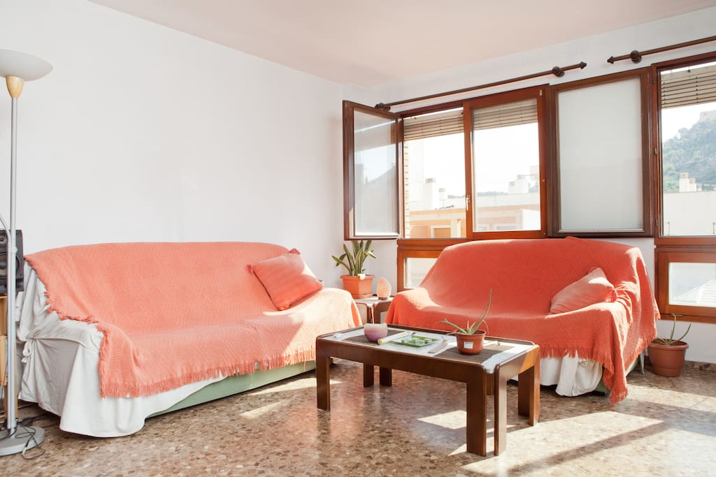 Double room in the center of Alican