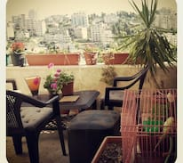 Picture of a room in a shared flat - Ramallah