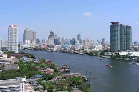 Bangkok Chao Phraya Riverside, CBD1 - Appartamento