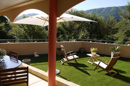 Very near Aix en Provence - Vauvenargues